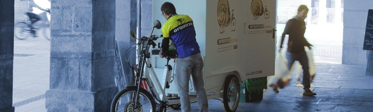 Última milla: paquetería y distribución Pamplona